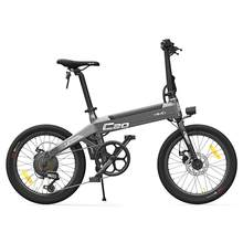 [EU STOCK] HIMO C20 Electric Bicycle 250W Motor ebike 25km/h e bike 80KM Mileage Outdoor Electric bike 20 inch(China)