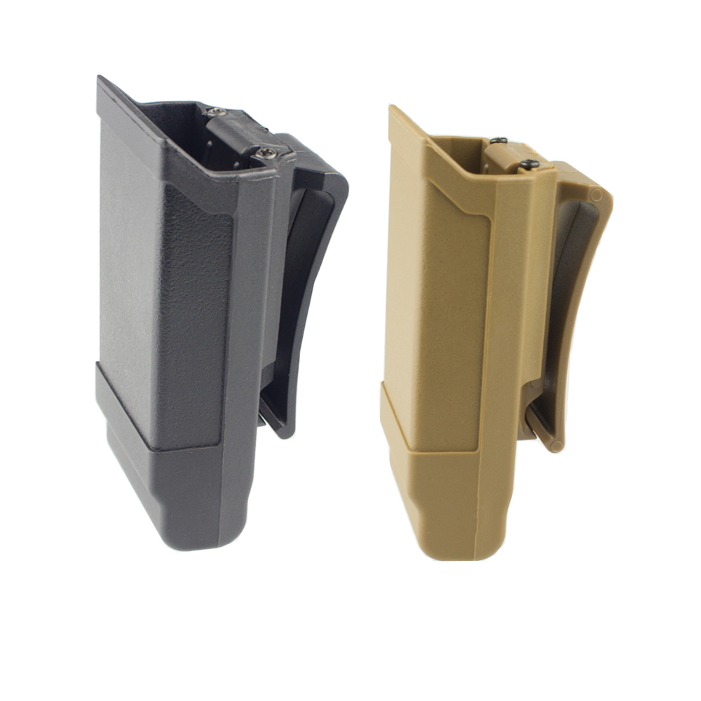 Tactical Mag Pouch CQC Singe Stack Magazine Holster Holder for 1911 Caliber Gun Accessories