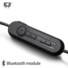 KZ לZST/ZS3/ZS5/ED12/ZS6 Bluetooth 4.2 Wireless שדרוג מודול כבל כבל נתיק חל KZ אוזניות מקוריות