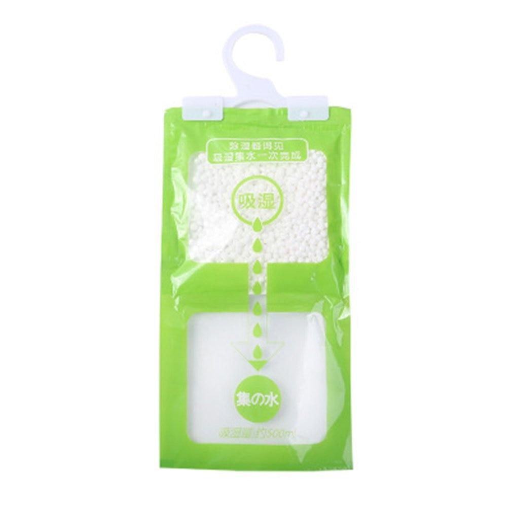 Hangable Wardrobe Moldproof Moisture-Proof Dehumidification Bag Moisture-Absorbing Bag Desiccant Moisture-Proof Agent
