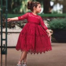 все цены на Girls Dresses Summer Style Kids Princess Dress Children Clothing Half Sleeves Casual pattern Design Girls Clothes 40 онлайн