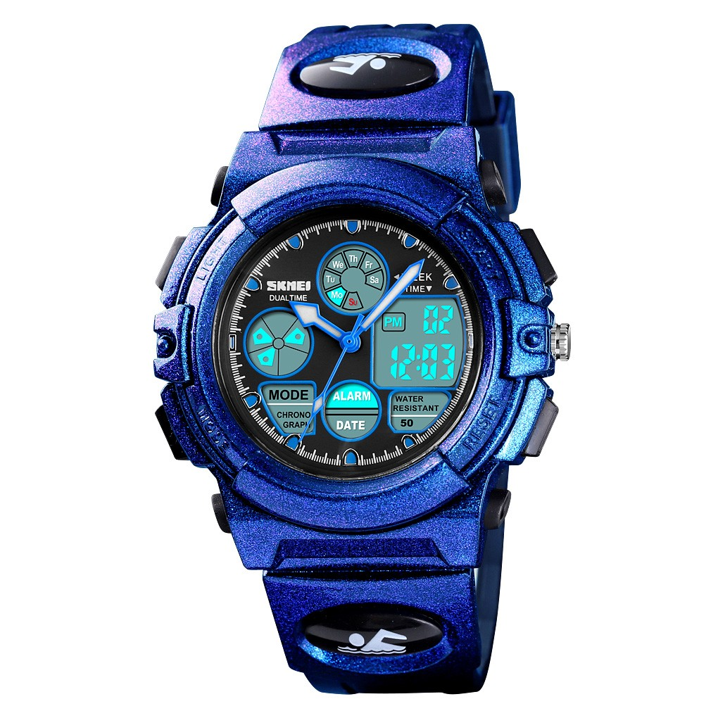 SKMEI Luxury Mens Digital Watch Date Sport Men Outdoor Electronic Watch Casual Sport LED Wrist Watches Relogio Digital NEW