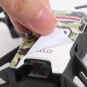 Image 5 - Pegatinas de PVC a prueba de agua para el cuerpo de DJI TELLO, accesorios de película protectora, 3 uds.
