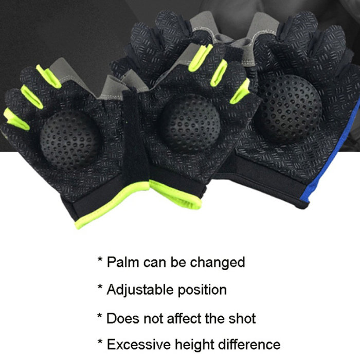 1 par luvas de treinamento controle basquete
