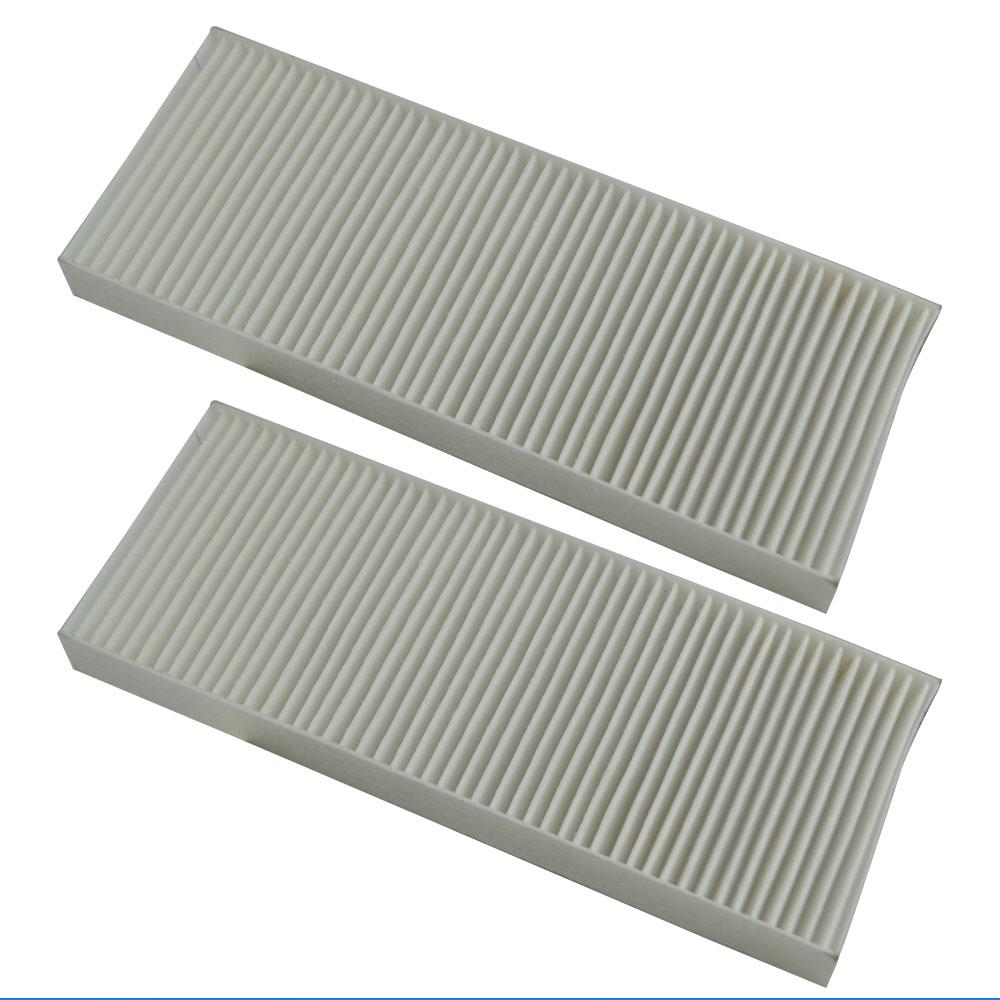 FLYPIG новое качество 2 шт. C25764 салонные воздушные фильтры для Nissan/Frontier/Pathfinder/Xterra CAF1813 Fram CF10553