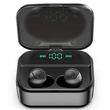 Wireless Headphones Tws X7 Digital Display Stereo Headset Bluetooth Earphone Mini Waterproof with 3600Mah Power Bank