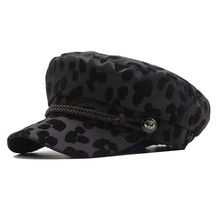 New autumn winter cotton Beret Hats For Women French Berets