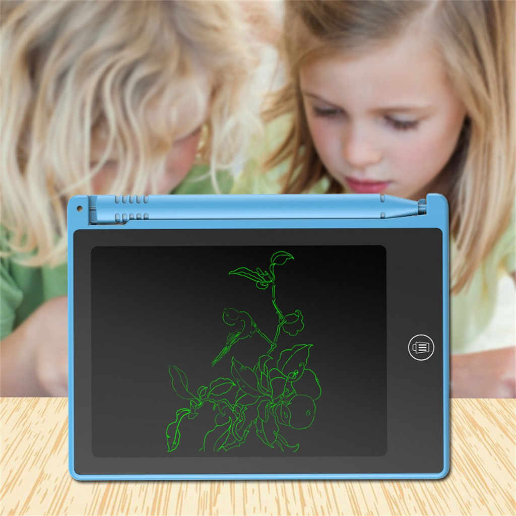 educational toys 4.5 inch Kids Toys LCD Writing Tablet Drawing Electronic Handwriting Pad Message Graphics Board Writing Board