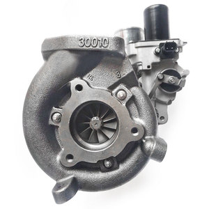 Image 3 - CT16V Turbo FOR TOYOTA HILUX LAND CRUISER PRADO VIGO FORTUNER 3.0 LTR D4 D 1KD FTV 02 10 17201 0L040 17201 301100L040 1720130110