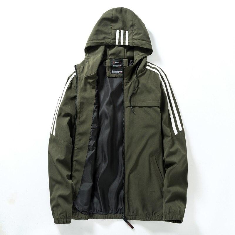 Men Bomber Jacket Zip Up Spring Autumn Fashion Brand Slim Fit Coat Male Casual Baseball Jacket Mens Overcoat Plus Size 4XL,ZA342