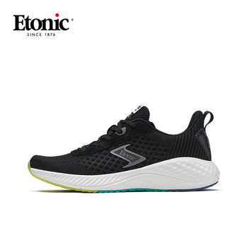 ETONIC Running Shoes for Men Summer Air Mesh Sneakers Light Casual Shockproof Fitness Sport Shoes Male Trainers Max Size 44