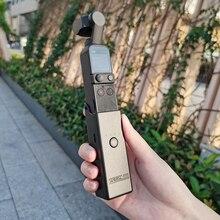 Pocket 2 شاحن بطارية محمول ، شاحن بطارية محمول ، محور لـ DJI OSMO Pocket 2 ، ملحقات الكاميرا