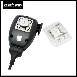 Image 2 - KMC 32 Two Way Radio Speaker MIC With RJ45 8 Pins Microphone For Kenwood Mobile Radio TK768G/TK868G/TM271/TM471/TK7160E