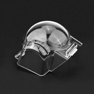 Image 5 - Objektiv Kappe Abdeckung Gimbal Halter Halterung Schutz für DJI Mavic Pro Platin Drone Protector Kamera Halterung Ersatzteile Zubehör