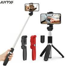 Neue Drahtlose bluetooth Selfie Stick Stativ mit Fernauslöser Faltbare Stative & Einbeinstative Universal Für iPhone Android Handys