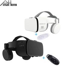цена на Original Virtual Reality 3D VR Glasses Google Cardboard Box Stereo VR Glasses Headset For iPhone Xiaomi Smartphones 3D VR Box