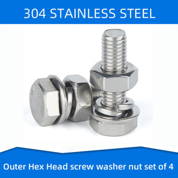 304 stainless steel outer…