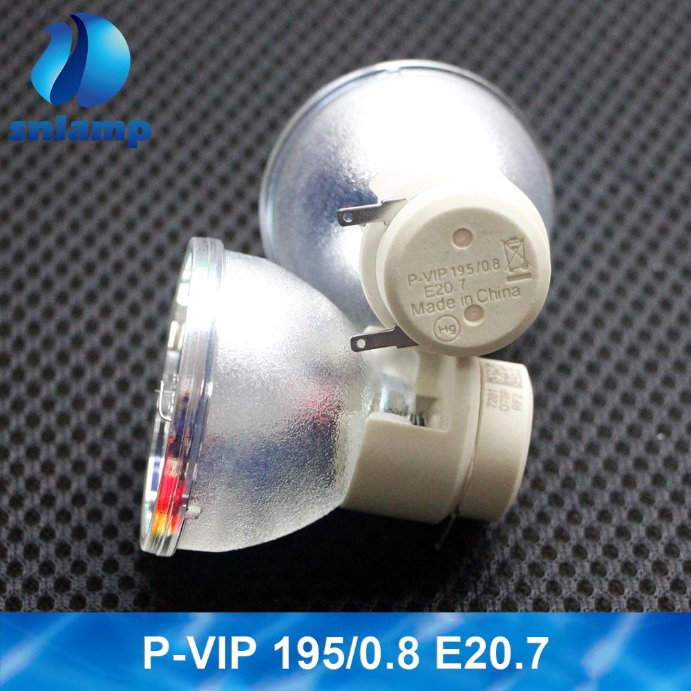 1 pezzo 100% Originale ons7124/S321 Lampada Del Proiettore Della Lampadina P VIP 195/0. 8 E20.7 per Osram per Optoma OSS8124 ODS5124 OWW6128 - 1