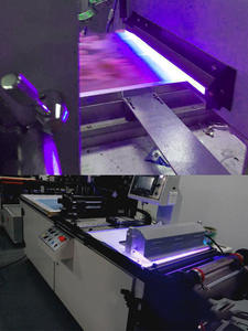 Curing-Lamp 365nm-Light 3d-Printer Screen-Version Cure Ultraviolet Silk 395 Led Ink-Paint