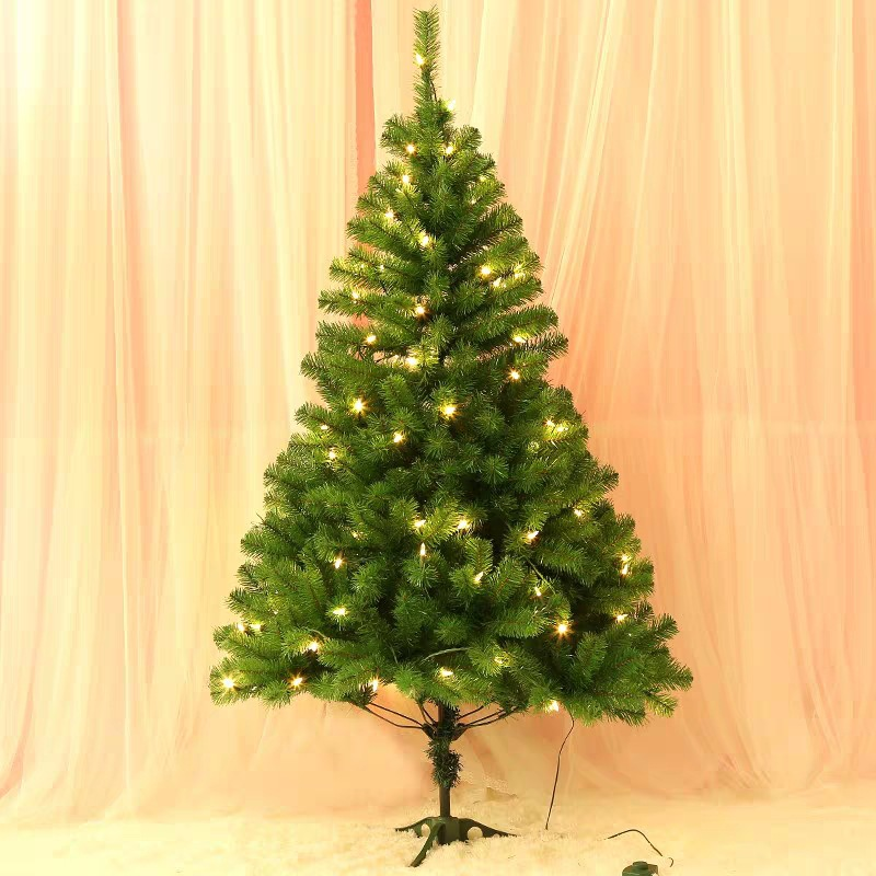 Artificial Christmas Tree Xmas Plastic Tree 120 New Year Home Ornaments Desktop Decorations Christmas Tree C1439 e