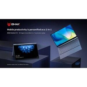 BMAX Y13 360 градусная Ноутбук 13,3 дюймов 1080P IPS Пресс Sn Тетрадь штепсельная вилка австралийского стандарта с США ЕС штепсельная вилка британского...