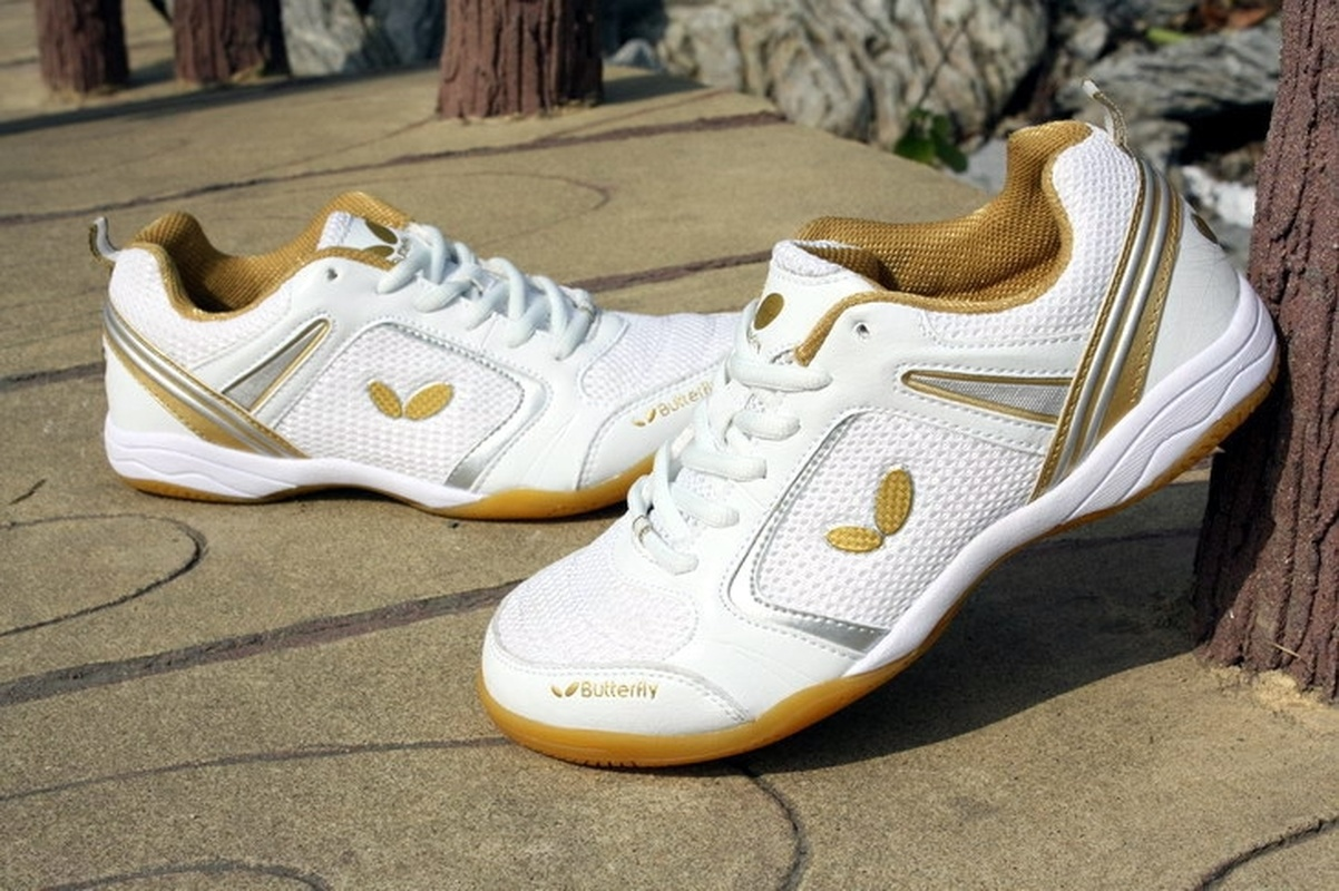 2020 New Men Women Professional Table Tennis Shoes Breathable Man Training Sneakers Tennis Gold Blue Women Sport Shoes Plus Size
