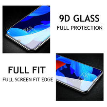 9D Protective Glass On For Samsung Galaxy A01 A21 A31 A41 A51 A71 Tempered Glass For Samsung  A70 A50 A40 A30S A10 A20E