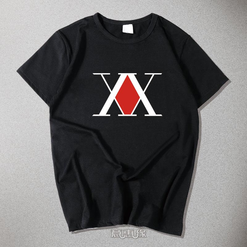 全职猎人新图新T恤模板07