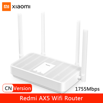 comfast cf wr617ac gigabit dual band ac1200 wireless router 5 8ghz wi fi router with 4 5dbi high gain antennas wider coverage Xiaomi Redmi AX5 Router Wifi 6 Mesh Gigabit 2.4G 5GHz Dual-Band Wi-Fi Wireless Router Wifi Repeater 4 High Gain Antennas Wider