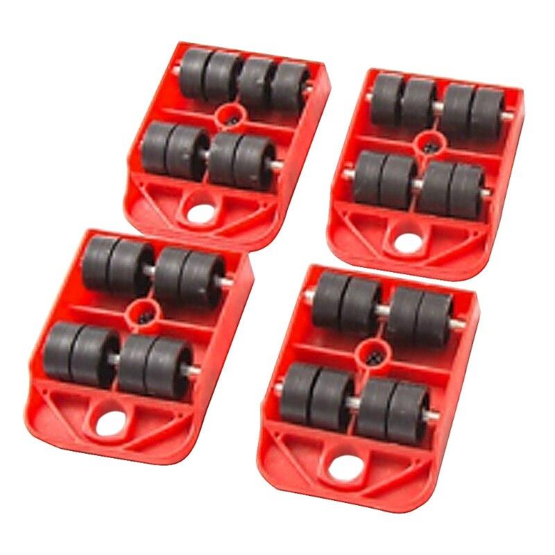 이동 가구 도구 전송 시프터 이동 휠 슬라이더 리무버 롤러 헤비 Y98E