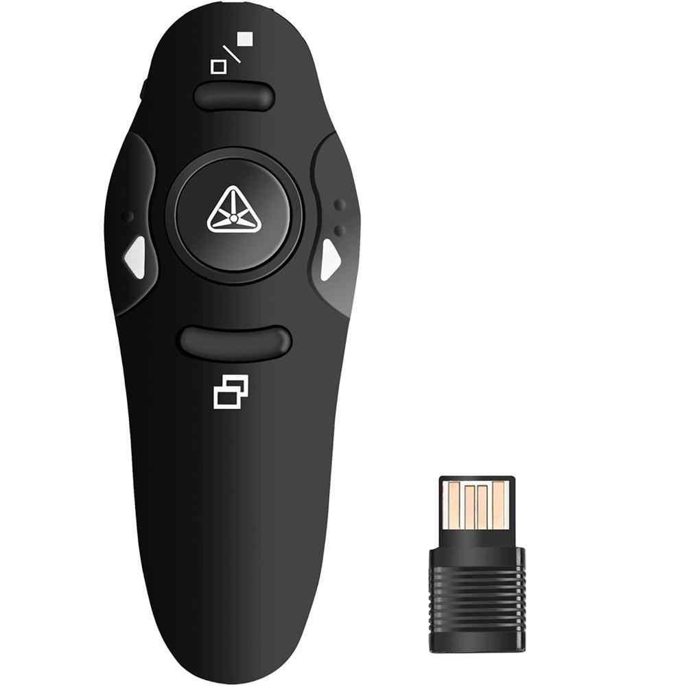 Высокое качество 2,4 ГГц беспроводной USB PowerPoint PPT указатель кликер ведущий удаленный дропшиппинг