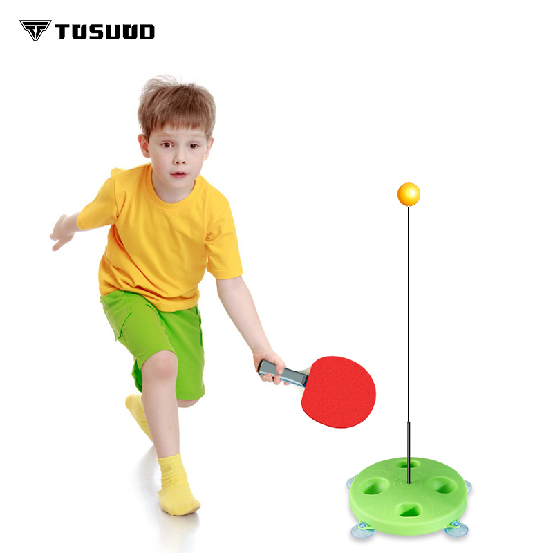 TOSUOD table tennis robot ping pong balls Family activities Healthy exercise Table tennis trainer