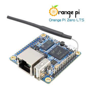 Orange Pi Zero LTS H2+ Quad Core Open-source 512MB development board beyond Raspberry Pi
