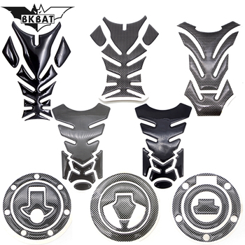 Motorcycle Sticker Monster Protector Decal For honda vfr 1200 vtr 250 nsr cb400 sf cb 500x cb500 xr 150 hornet ruckus cbf 1000 image