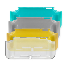 Protective Case For Nintendo Switch LiTE Crystal Case Host Protective Case with Grip Switch Mini Crystal Case стоимость