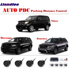 Sensors-System Reverse-Camera Auto-Parking-Radars for Dodge Durango/journey PDC Screen