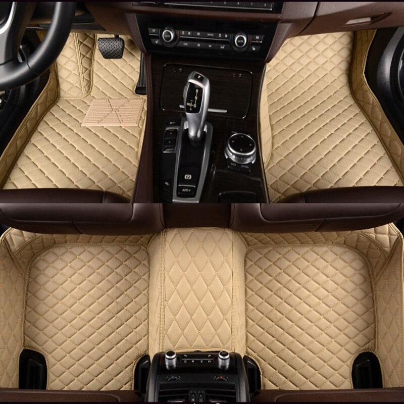 B Vauxhall Ampera 2011-2015 Tailored Black Floor Car Mats