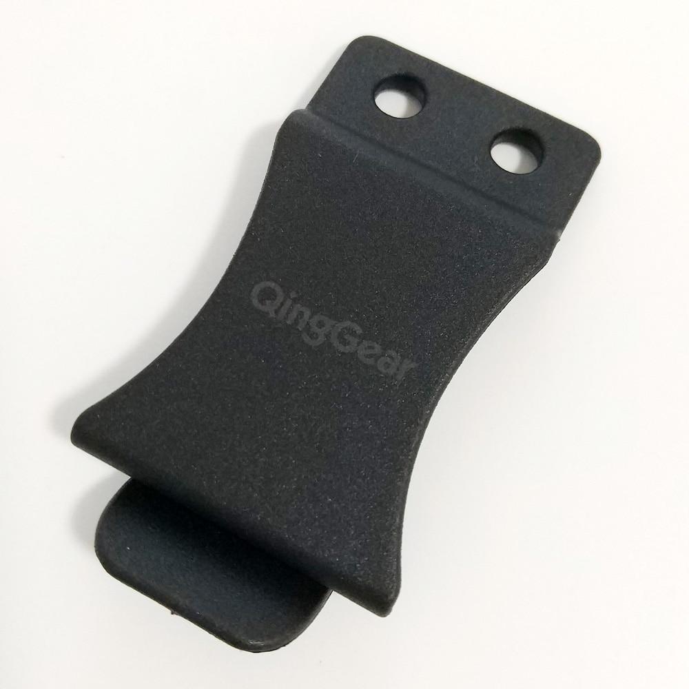 coldre clip-flush montagem com furos parafusos diy ferramenta