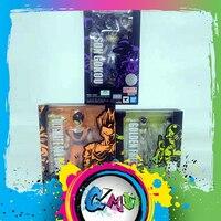 CMT In Stock Bandai Dragon Ball Z DBZ SHF Son Goku Boys Golden Freezai Son Gohan Event Exclusive Color Edition Anime PVC Toys