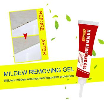 Domowe ściany formy pleśni Remover Cleaner Caulk Mold Remover żel płytka ceramiczna ściany formy Stain Clean Gel urządzenie do czyszczenia domu tanie i dobre opinie 1 pc 250 ml support