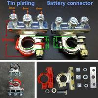 Grampos de conectores de bateria para caminhão de carro  2 peças
