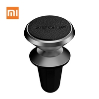 Roidmi Guildford Car Phone Holder Mini Air Outlet Car Mount Magnetic Air Vent Mount Stand for Moblie Phone Cell Phone Gold Black|Phone Holders & Stands| |  -