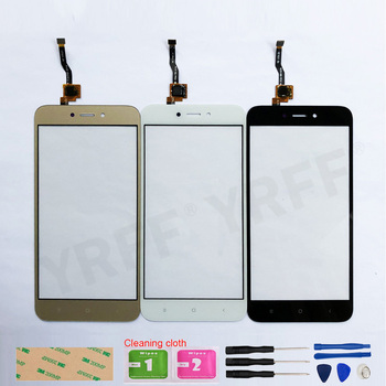 5.0'' Touch screen For Xiaomi Redmi 5A Touch Screen Digitizer Sensor Glass Panel Replacement