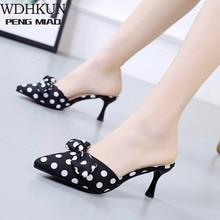 WDHKUN Shoes Woman Sandals High Heels Women Sandals