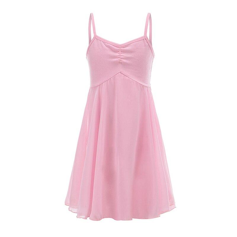 ballet girl dress dance camisole leotards for girls clothes chiffon skirt ballerina dancewear