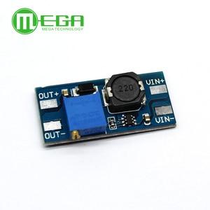 Image 2 - 50 pz/lotto MT3608 2A Max DC DC Step Up Modulo di Alimentazione Del Modulo di Alimentazione