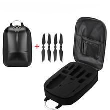 Fiber Hardshell Backpack Waterproof Anti Shock For DJI Mavic 2 Pro