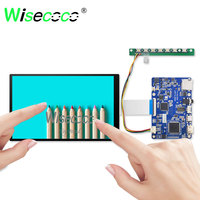 7 inch 1200*1900 touch panel with HDMI type c mipi driver board for pad tablet mini pc TFTMD070021