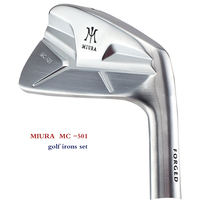 Golf clubs MIURA MC -501golf irons set Soft iron forged high control professional golf iron precise and easy to play 4-9.P(7pcs)