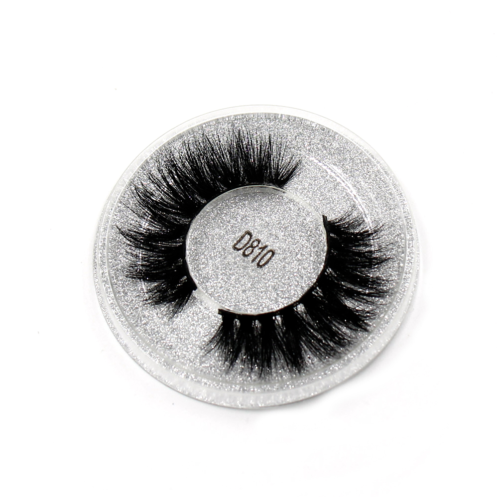 Image 3 - AMAOLASH 3D Mink Lashes Cruelty Free Mink False Eyelashes Natural Handmade Eyelash Extension Makeup Fake Eye Lashes-in False Eyelashes from Beauty & Health